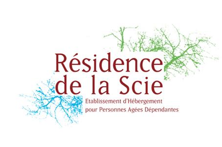 Logo Résidence de la Scie - Saint-Crespin