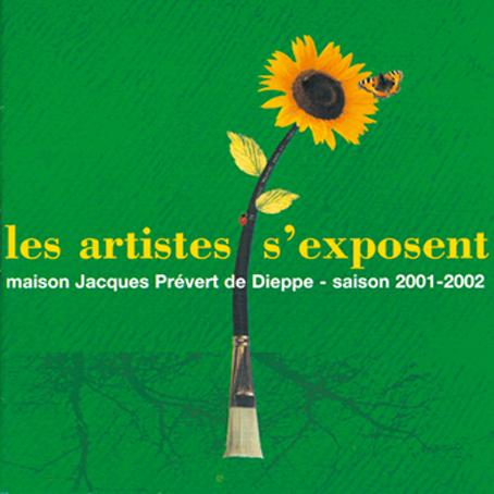Carte - Maison J. Prévert de Dieppe