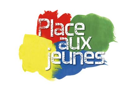 ACSAD - logo Place aux jeunes - 2012