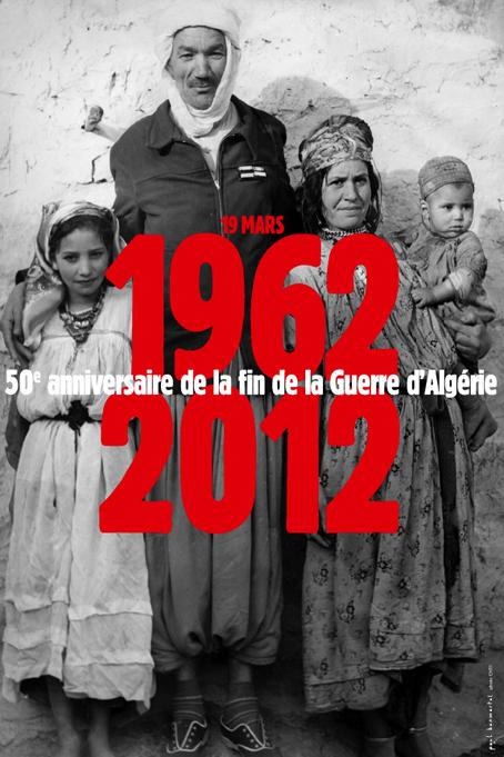 affiche Algérie