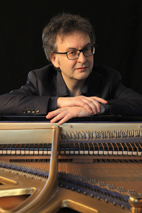 Laurent Lamy, pianiste