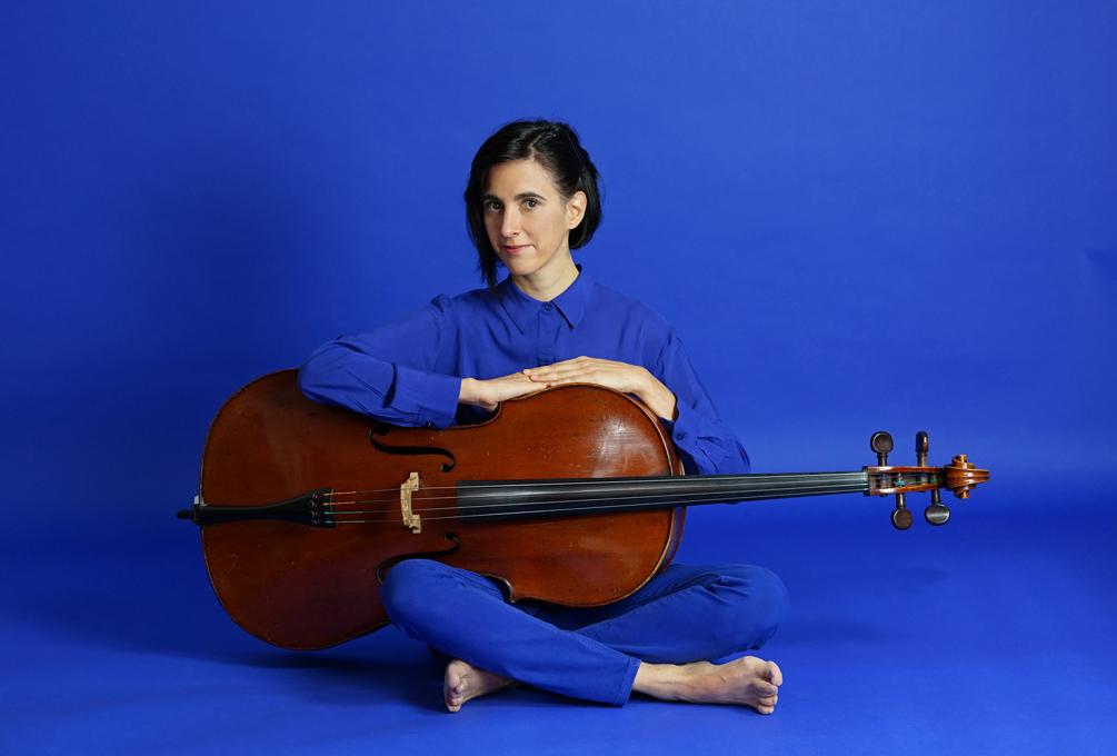 Martina Rodriguez, violoncelliste